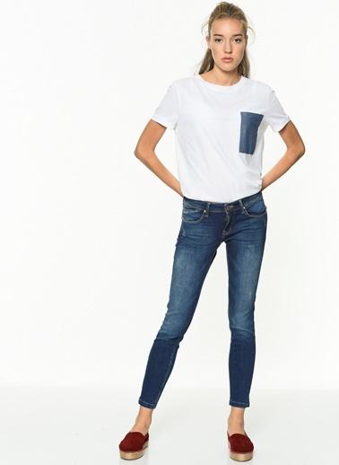 Jean Pantolon | Serena Ankle - Skinny Mavi